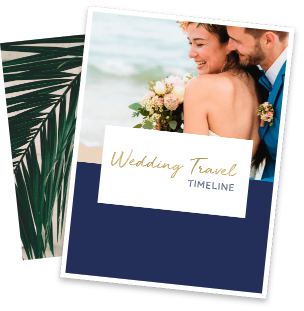 Free Destination Wedding Timeline Planning Check List