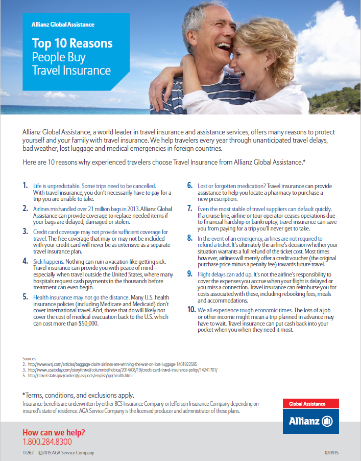 Why Should I Buy Travel Insurance